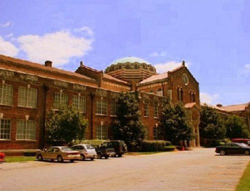 Roosevelt High Lofts Gymnasium Building