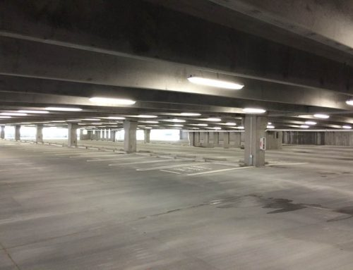 Sterling Pointe Parking Deck