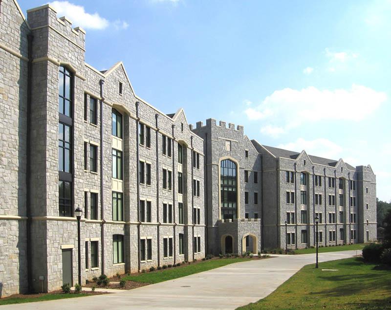 Oglethorpe University – Residence Hall