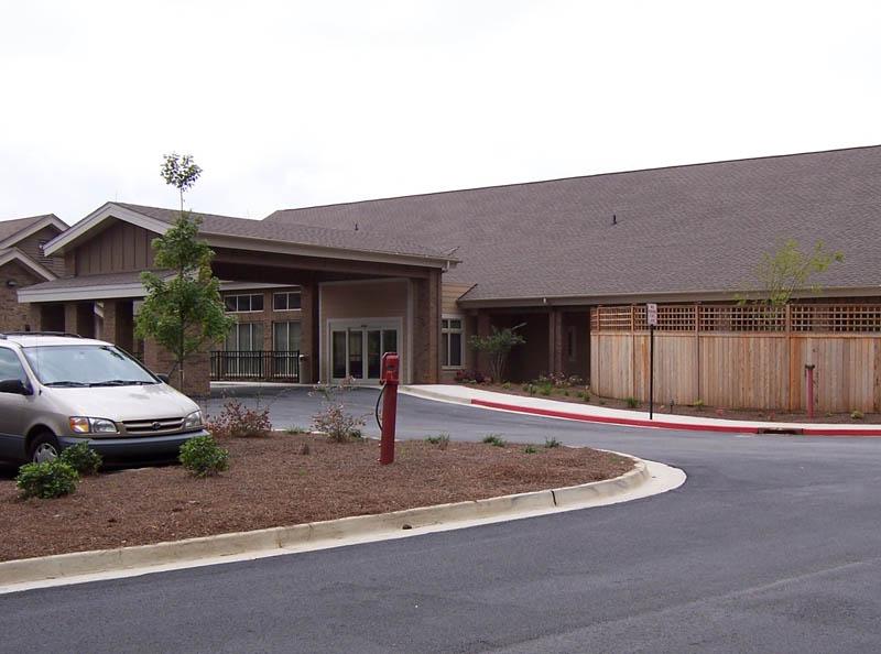 Presbyterian Village Support Center