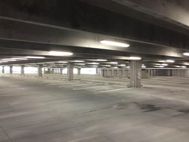 Sterling Pointe Parking Deck